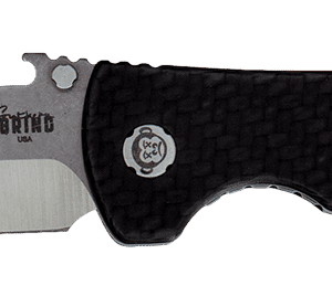 Bad Monkey Tanto Emerson Wave - Non-Serrated - Satin - By Southern Grind