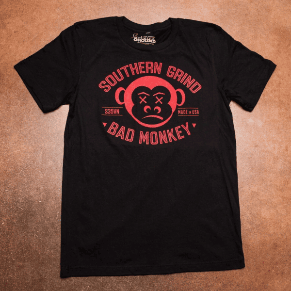 Bad Monkey Logo Tee - By Southern Grind