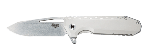Penguin Drop Point Rev. 01 - By Southern Grind