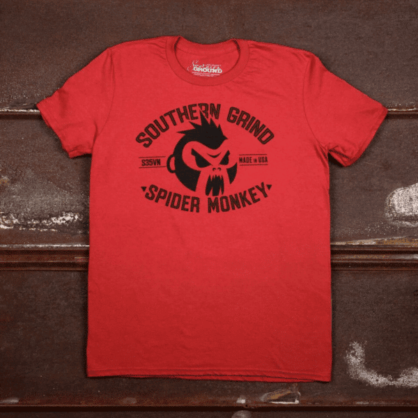 Spider Monkey Logo Tee - By Southern Grind